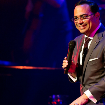 Gilberto Santa Rosa recibirá Premio a la Excelencia Musical