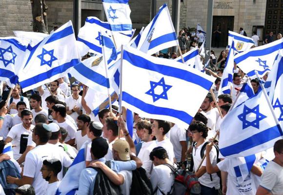 Aumentan las tensiones en Jerusalén tras Marcha de Banderas