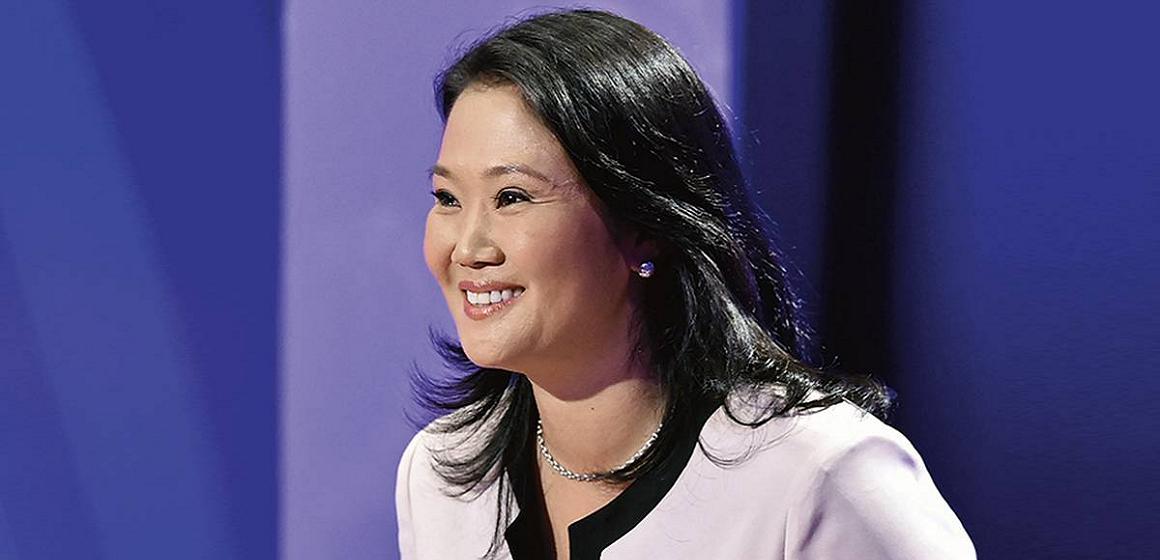Poder Judicial rechaza pedido de prisión preventiva contra Keiko Fujimori