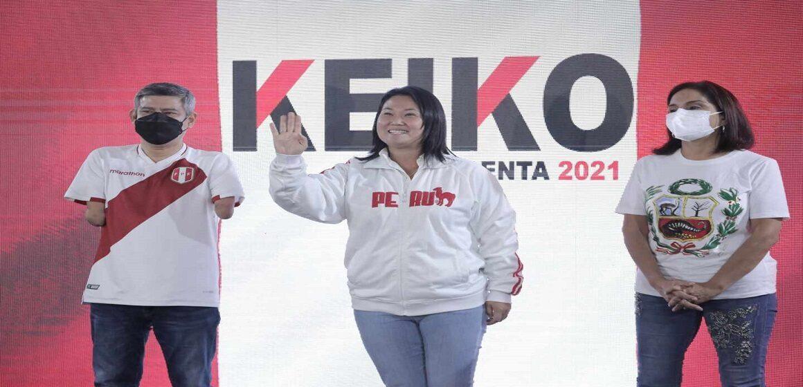 Keiko Fujimori pagó casi un millón de soles para intentar anular más de 200,000 votos del sur