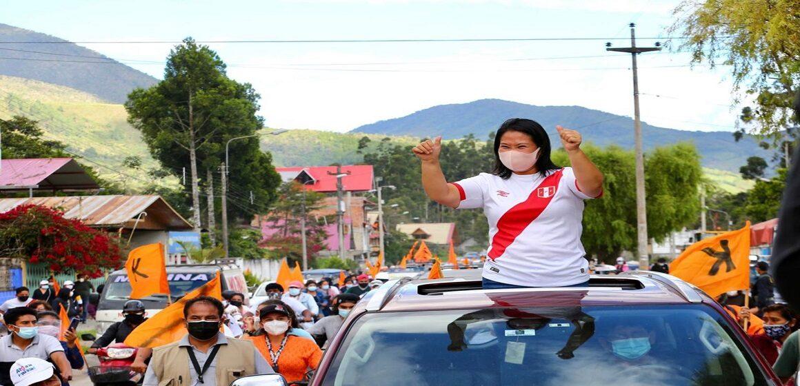 Piura al 100%: Keiko Fujimori se impuso con poco más del 60% de los votos