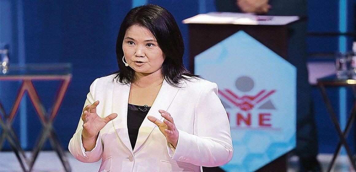 Huaral al 100%: Keiko Fujimori ganó y superó el 55% de los votos
