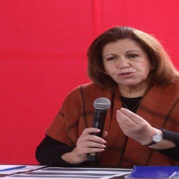 """Lourdes Flores sobre Piero Corvetto: """"No te portes como un ladrón y entrega el padrón"""""""