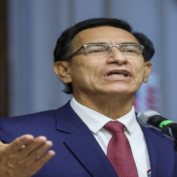 Martín Vizcarra apoyará el gobierno de Pedro Castillo si es rehabilitado como congresista