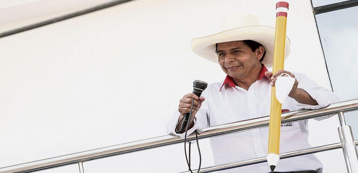 Oyón al 100%: Pedro Castillo ganó con poco más del 55% de los votos