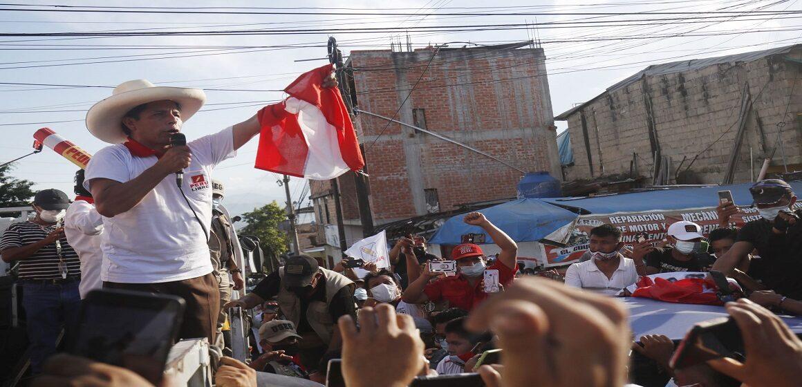 San Martín al 100%: Pedro Castillo obtuvo una sorpresiva victoria con casi 60% de los votos