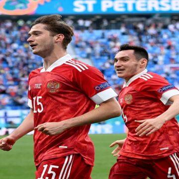 Rusia venció a Finlandia por 1-0 con gol de Aleksey Miranchuk