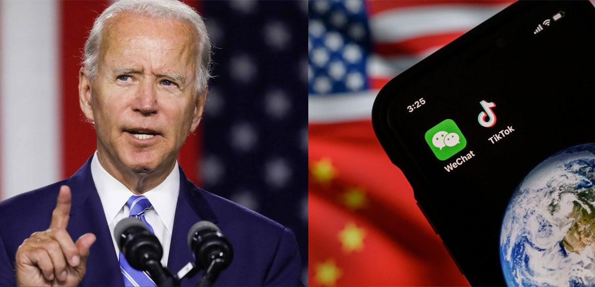 Joe Biden revoca la prohibición de Trump sobre las aplicaciones de TikTok y WeChat
