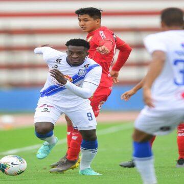 Alianza Atlético se impuso a Sport Huancayo con solitario gol de Víctor Perlaza