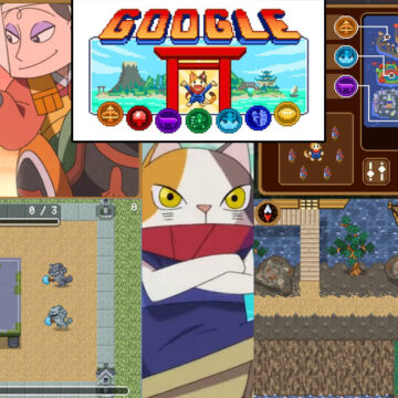 Google lanza un videojuego RPG en su nuevo doodle por los Juegos Olímpicos