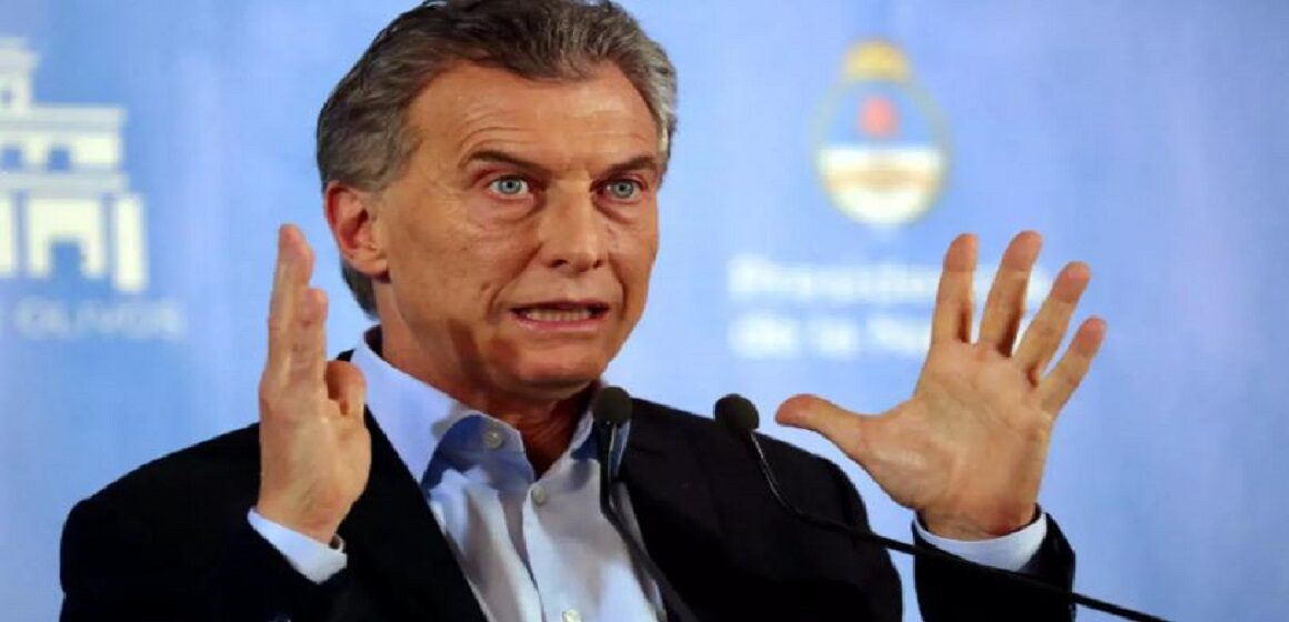 Mauricio Macri será investigado por presunto contrabando de armas a Bolivia