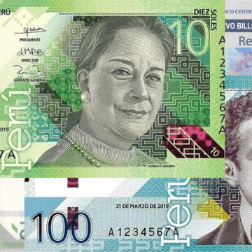 Banco Central de Reserva emite nuevos billetes de S/.10 y S/.100