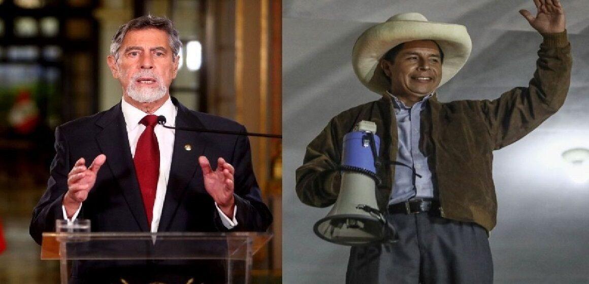"""Pedro Castillo: """"Lo más urgente es la salud del pueblo peruano"""""""