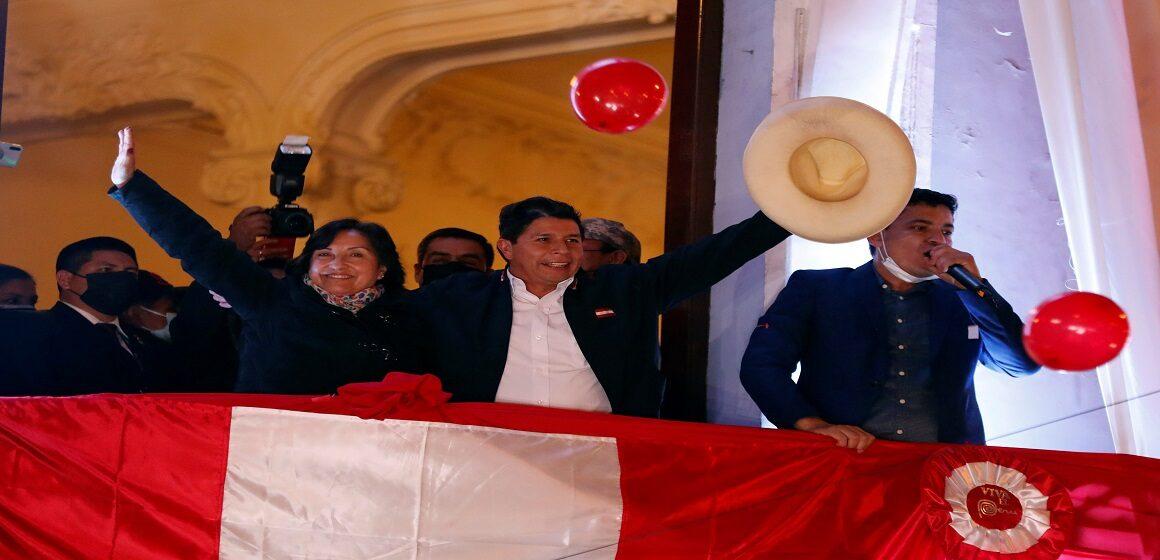 """Pedro Castillo a Keiko Fujimori: """"No pongamos más obstáculos para sacar adelante este país"""""""