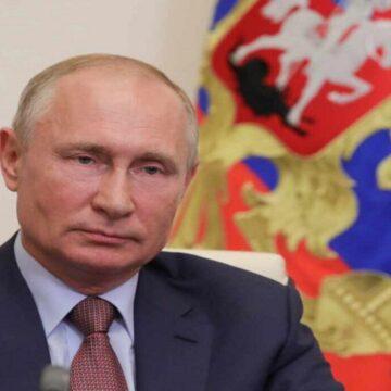 Vladimir Putin felicitó a Pedro Castillo por su victoria en las elecciones presidenciales