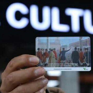 Línea 1 del Metro lanza tarjetas de recarga con diseño relacionado a la independencia del Perú