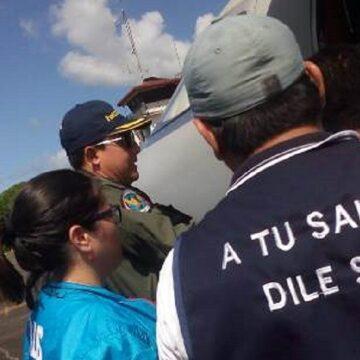 Auxiliados aéreos de emergencia financiados por el SIS salvaron mas de 1,400 vidas
