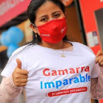"""""""Gamarra Imparable"""" inauguró la cuarta feria presencial en centros comerciales en mall de Chorrillos"""