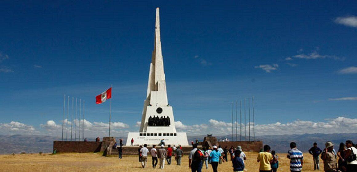 Culminó plan de contingencia para conservación del Santuario  Pampa de Ayacucho luego de juramentación