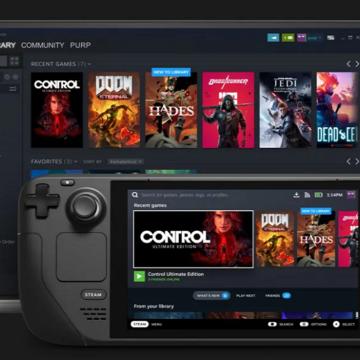 Steam Deck: Valve presenta su nueva consola portátil de videojuegos