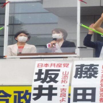 Los comunistas japoneses encabezarán la oposición en Tokio