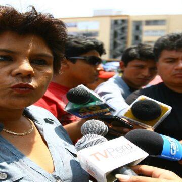 """Norma Yarrow sobre Jorge Montoya: """"No logró los consensos necesarios para una lista multipartidaria"""""""