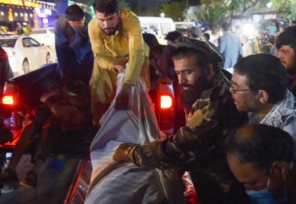 Doble atentado en Kabul: mueren 11 civiles y 4 militares estadounidenses