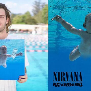 """Nirvana: bebé que aparece en la portada de """"Nevermind"""" los demanda por explotación sexual"""