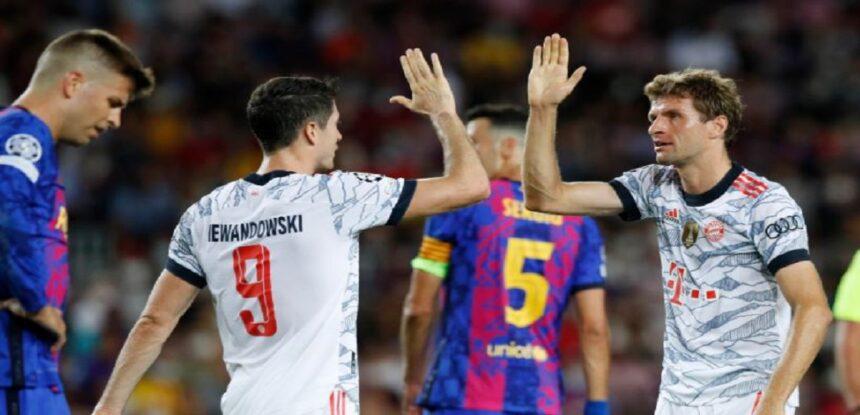 Barcelona volvió a hacer el ridículo ante Bayern Múnich y fue goleado en casa por 0-3