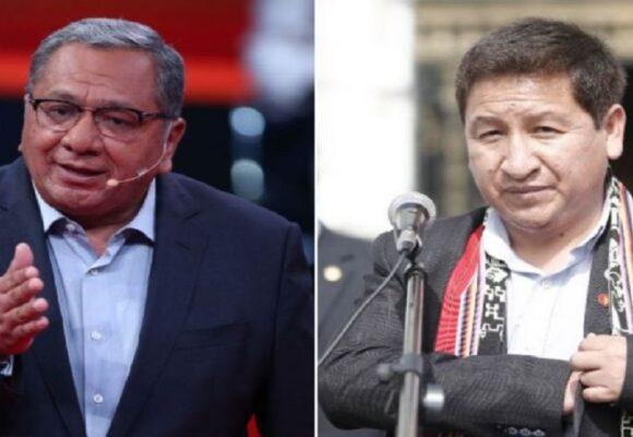"""Carlos Anderson sobre Guido Bellido: """"Es un admirador del terrorismo"""""""