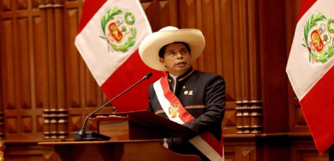 """Pedro Castillo sobre su viaje a Norteamérica: """"Vamos a invitar a que vengan a invertir en el Perú"""""""