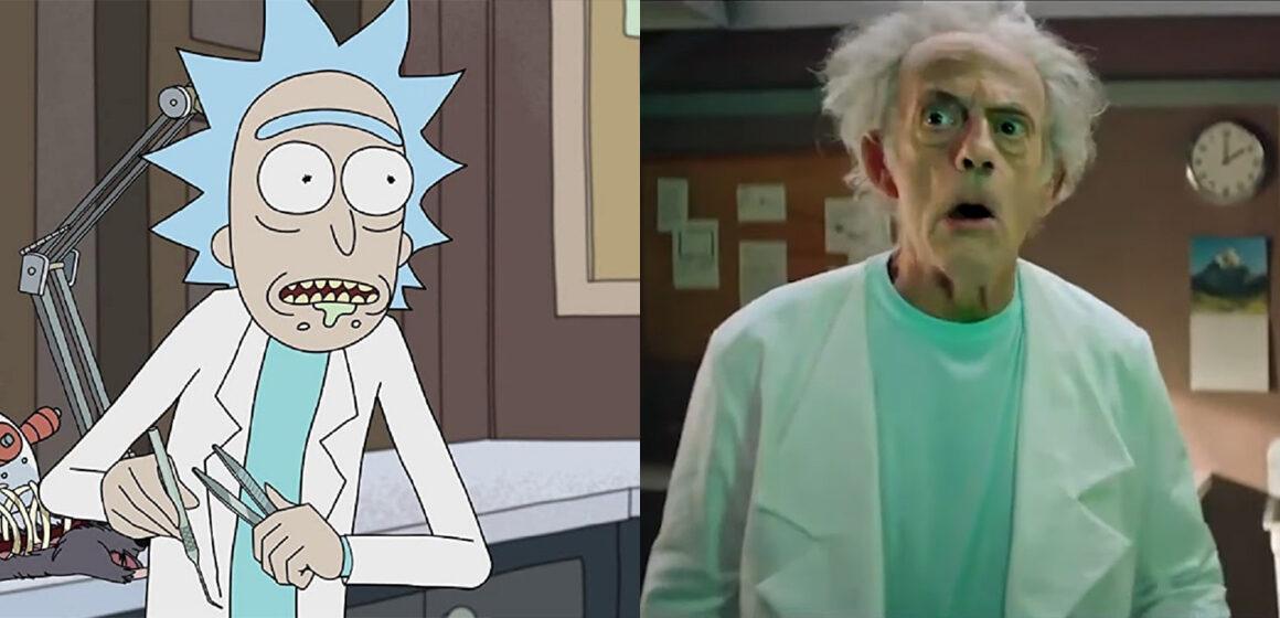 Christopher Lloyd: el actor de Volver al Futuro aparece en curioso tráiler de Rick and Morty