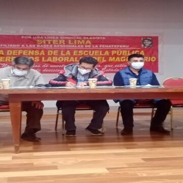 Fenate comienza a pedir la renunciar de Juan Cadillo como Ministro de Educación