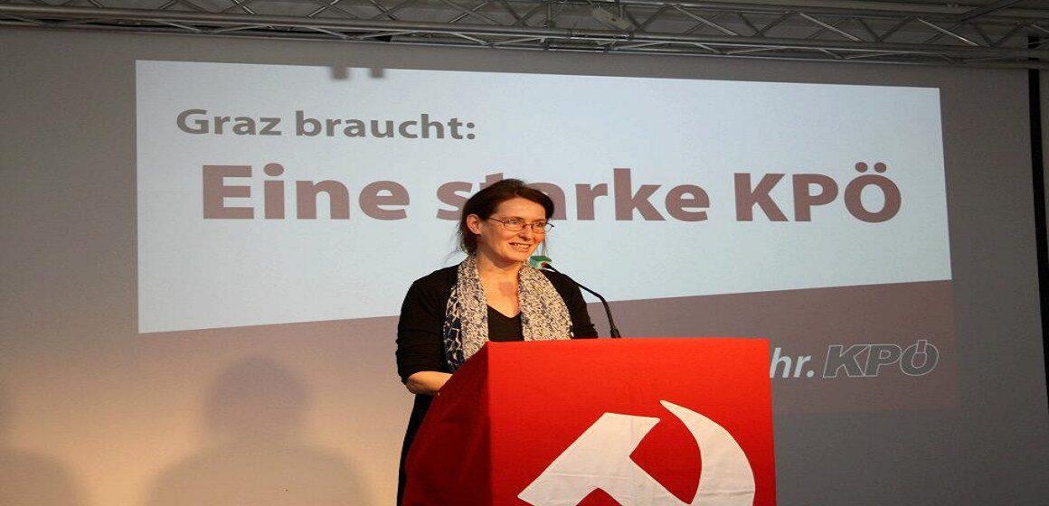 Los comunistas arrasaron y obtuvieron la alcaldía de Graz, la segunda ciudad de Austria