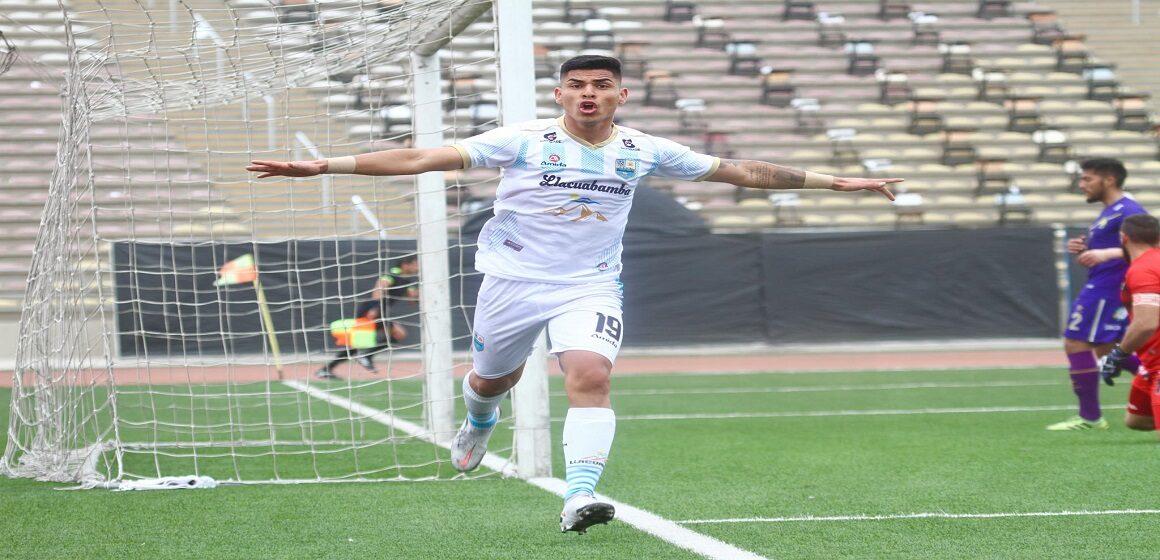 Llacuabamba venció a Comerciantes Unidos por 2-0 y trepó al segundo lugar