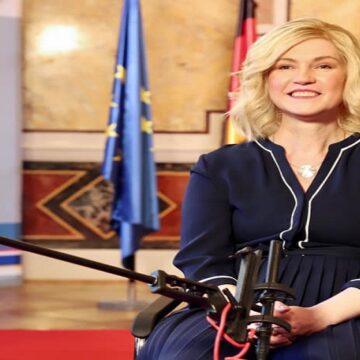 Manuela Schwesig consiguió la reelección como gobernadora de Mecklemburgo-Pomerania Occidental