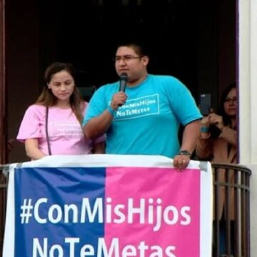 Rafael López Aliaga nombró a Christian Rosas como su nuevo coordinador parlamentario