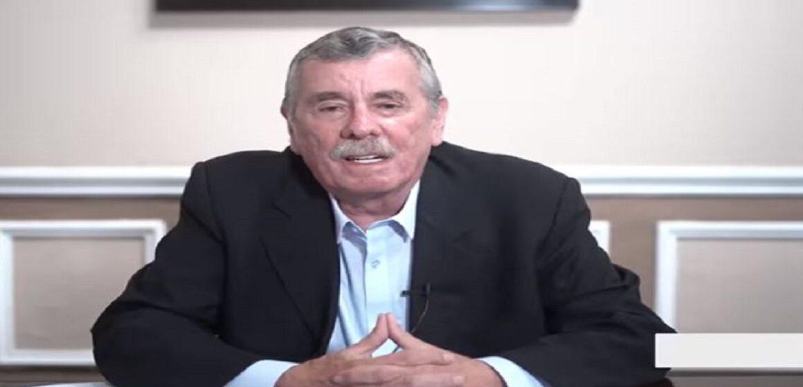 """Fernando Rospigliosi: """"Debemos echar a Sendero Luminoso de Palacio de Gobierno"""""""
