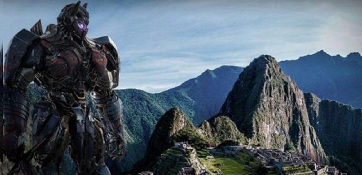 """MTC autorizo rodaje de la séptima película de la famosa saga """"Transformers"""""""