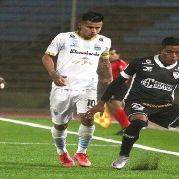Unión Comercio superó a Llacuabamba por 2-0 y consiguió su tercera victoria consecutiva