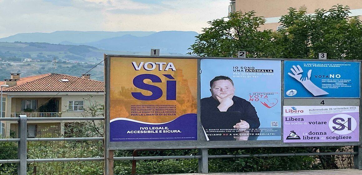 San Marino legalizó el aborto en referéndum con el 77% de los votantes a favor