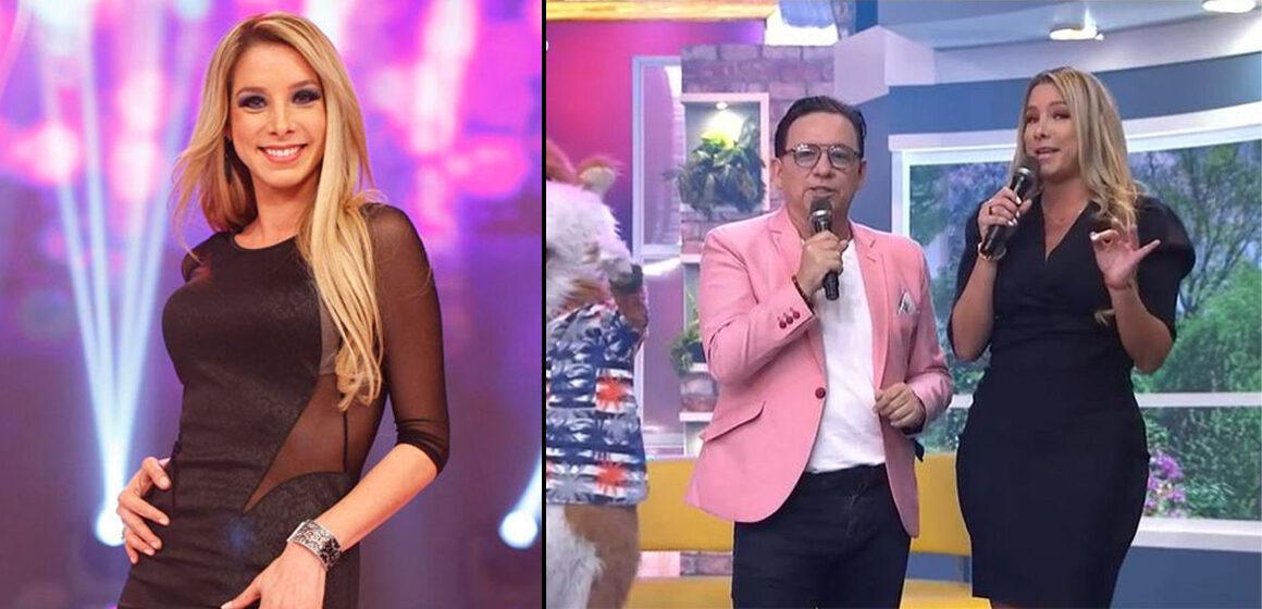 Sofía Franco reaparece en programa 'En Boca de Todos' como conductora