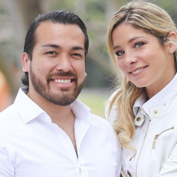 Álvaro Paz de la Barra y Sofía Franco anuncian reconciliación