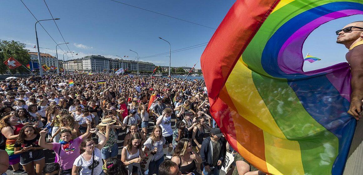 Suiza aprobó el matrimonio gay en referéndum con el 64% de los votantes a favor