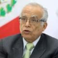Aníbal Torres: Ejecutivo interpondrá acción de inconstitucionalidad