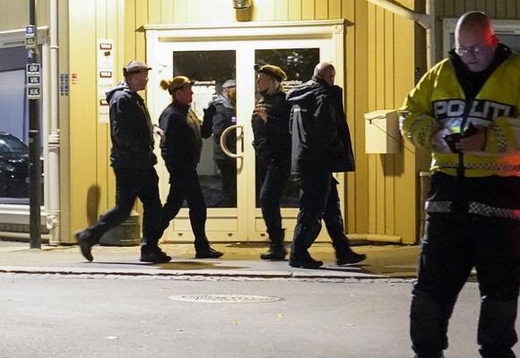 Noruega: Hombre con arco y flechas mata a 5 personas