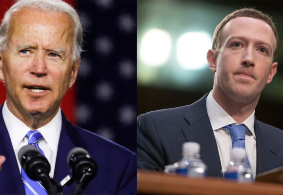 """Acusan a Mark Zuckerberg de """"comprar"""" las elecciones para asegurar la victoria de Biden en 2020"""