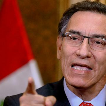 PJ rechaza acción de amparo de Martín Vizcarra para entrega de credenciales congresales