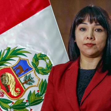 Mirtha Vásquez desautoriza a Luis Barranzuela sobre conducción de Devida