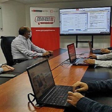 Junín: Qali Warma articula con Gobierno Regional para promover Proceso de Compras Electrónico 2022